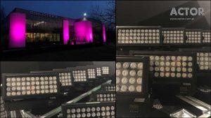 wynajem oświetlenia architektonicznego P5
